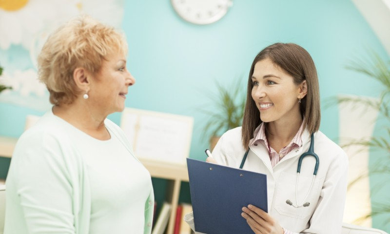 Talking to a doctor about your weight health healthcare