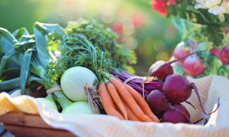 More veggies in your diet means more nutrients
