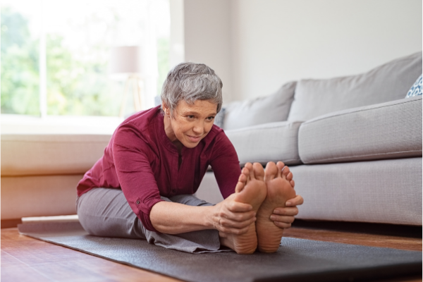 Managing weight as we age